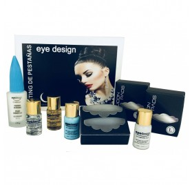 Sabrina Eyedesing Kit Eyelash Lifting (460)