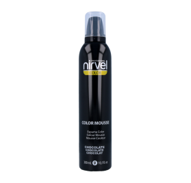 Nirvel Color Mousse Chocolate 300 Ml