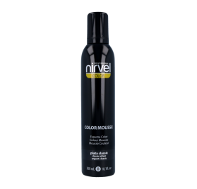 Nirvel Green Color Mousse Silver Classic 300 Ml