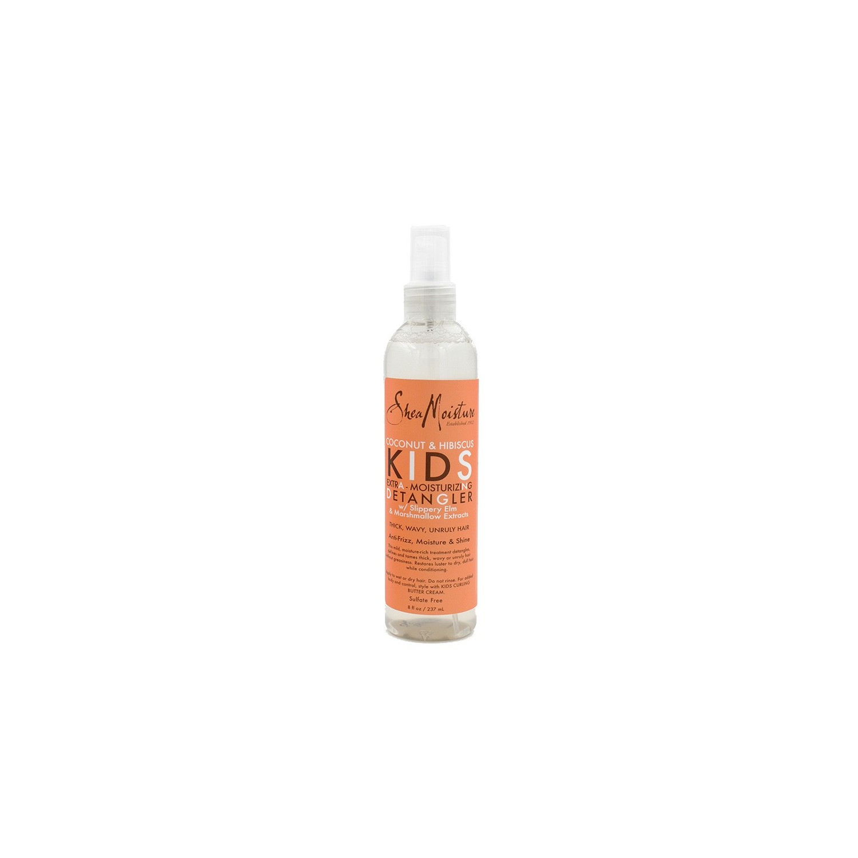 Shea Moisture Coconut & Hibiscus Kids Detangler Spray Acondicionador 237 Ml