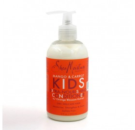 Shea Moisture Mango & Carrot Kids Detangler Acondicionador 236 Ml