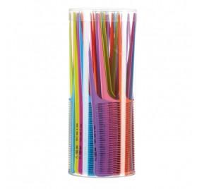 Eurostil Comb Bote 60u Combs Colors 423 (03251)