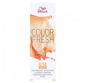 Wella Color Fresh 6/34 75 ml