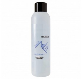 Muster Decor Off Gel Polish Remover 500 ml (10384)