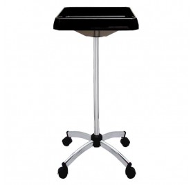 Eurostil Trolley Model Jolly Iii Black 38X38X90 (00874)