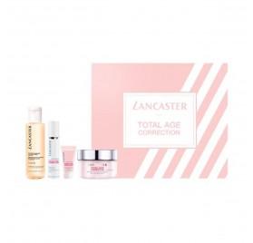 Lancaster Total Age Night Cream 50ml + Eye Cream 3ml + Dark Spot Serum 10ml + Cleanser 100ml