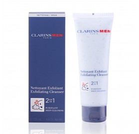 Clarins Men Exfoliating Cleanser 125ml