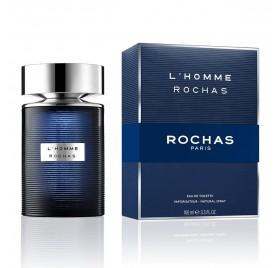 Rochas L'homme Eau De Toilette 100ml Vaporizador
