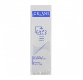 ORLANE AQUA SVELTE TIGHTENING SHOWER CREAM 200ML