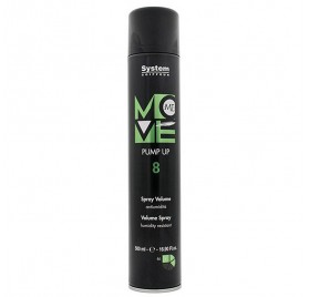 Dikson Sc Move Me 8 Pump Up 500 Ml (spray Vol.)