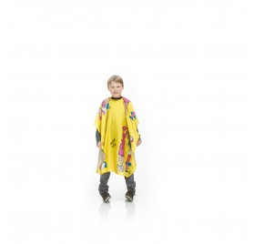 Xanitlia Pro Yellow Children's Polyester Court Cape 83x125 cm.