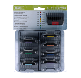 OUTLET Wahl Pack Combs Metal (1247-7440)