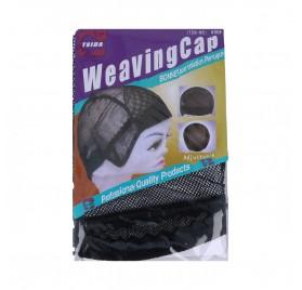 Lb Weaving Cap Bonnet Nero (009)