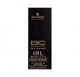 Schwarzkopf Bonacure Oil Miracle Finish Treatment 100 Ml