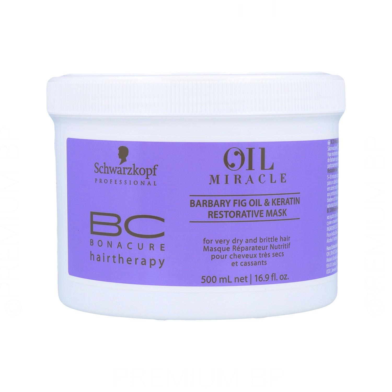 Schwarzkopf Bonacure Mascarilla Oil Miracle Barbary Fig 500 Ml
