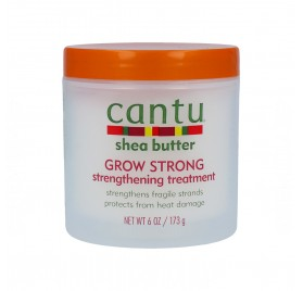 Cantu Shea Butter Grow Strong Stregthening Trattamento 173 Gr