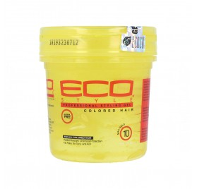 Eco Styler Styling Gel Colored Hair Amarillo 236 ml