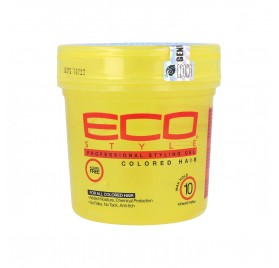 Eco Styler Styling Gel Colored Hair Amarillo 473 ml