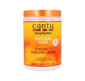 Cantu Shea Butter Naturale Hair Coconut Curling Crema 709G/25Oz