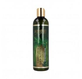 Sofn Free Cannabis & Shea Butter Oil Loción Hidratante 350 ml