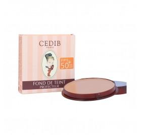 Cedib Compact Fond Protect Spf50+ 32-Velours