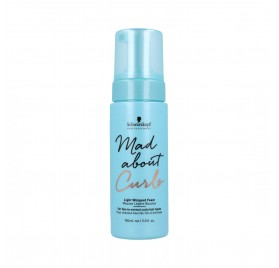 Schwarzkopf Mad About Curls Light Whipped Mousse 150 ml