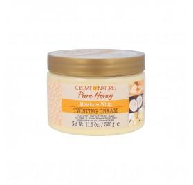 Creme Of Nature Pure Honey Moisturizing Whip Twist Cream 326G