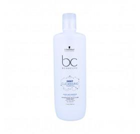 Schwarzkopf Bonacure Deep Cleansing Shampoo 1000ml