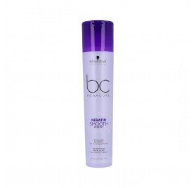 Schwarzkopf Bonacure Keratin Smooth Perfect Shampooing 250ml