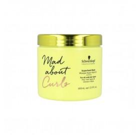 Schwarzkopf Mad About Curls Superfood Traitement/Masque 650 ml