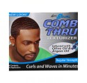 Luster's Scurl Comb Thru Texturizaer Kit Regular (1aplic)