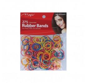 Magic Rubber Bands Multi Color (2751Ast)