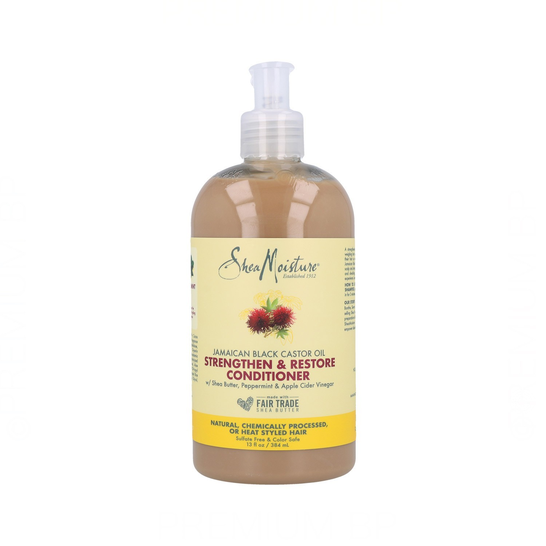 Shea Moisture Jamaican Black Castor Oil Acondicionador 384 Ml