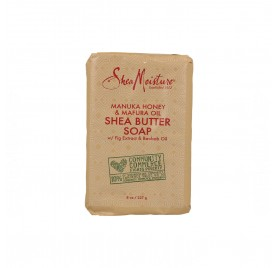 Shea Moisture Manuka Honey & Mafura Oil Shea Butter Jabón 8Oz/227G