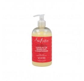 Shea Moisture Red Palm & Cocoa Butter Leave-In Acondicionador 385 ml