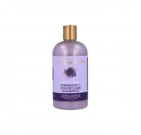 Shea Moisture Purple Rice Water Shampoo 13,5Oz/370 ml