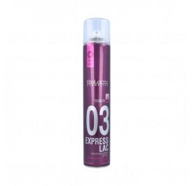 Salerm Proline 03 Express Lacquer 500 ml (Effet Sec)