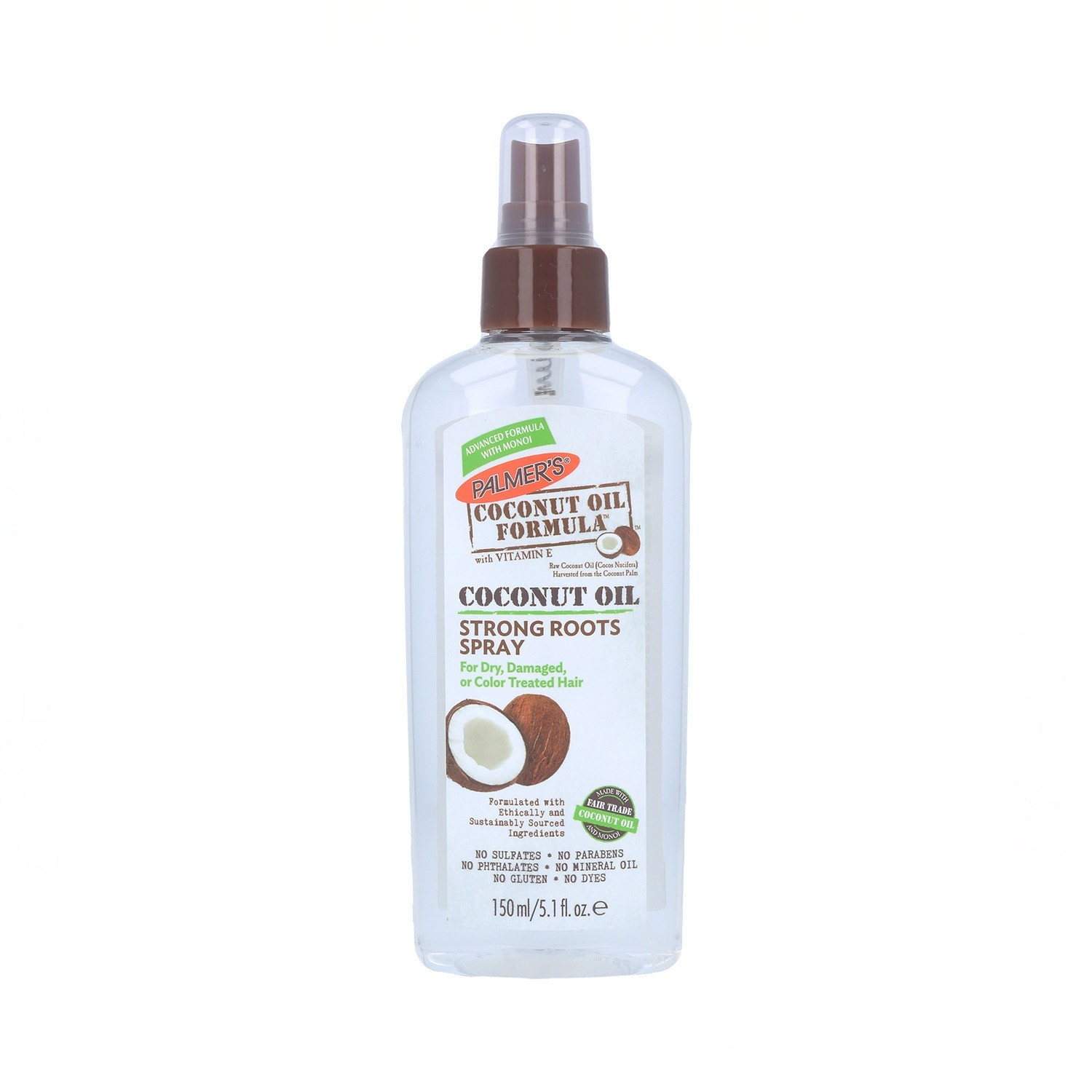 Palmers Coconut Oil Spray Strong Roots 150 Ml