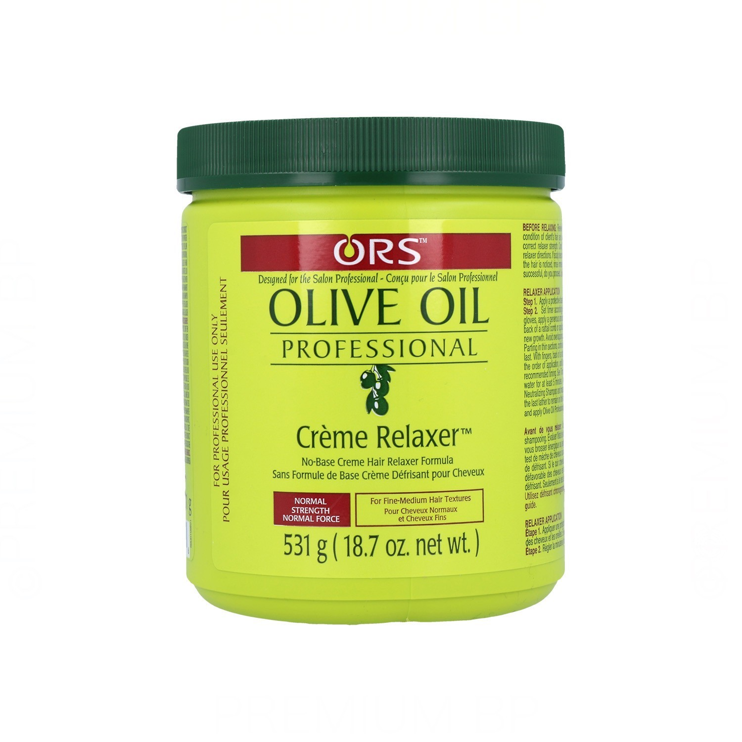 Ors Olive Oil Creme Relaxer Normal 532 Gr