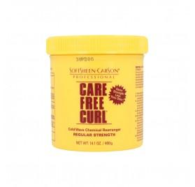 Soft Sheen Carson Care Free Curl Cold Wave Reg 16oz/454g