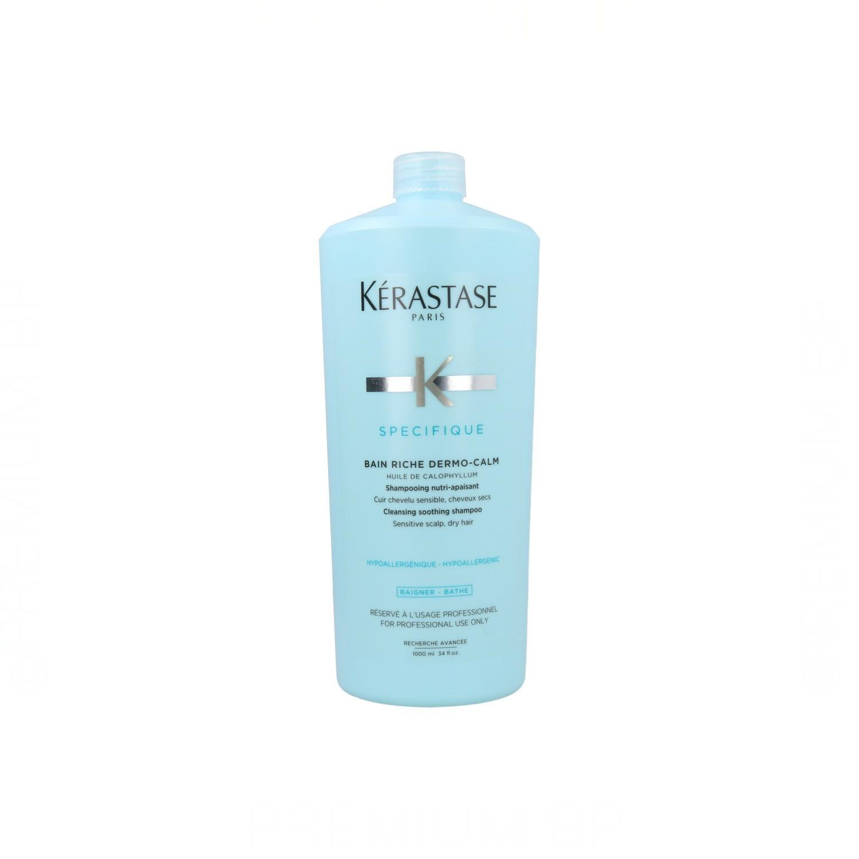 Kerastase Specifique Shampoing Bain Riche Dermo-calm 1000 Ml