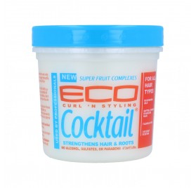 Eco Styler Curl 'N Styling Cocktail 16Oz/473 ml