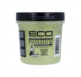 Eco Styler Styling Gel Black Castor 8Oz/235 ml