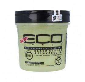 Eco Styler Styling Gel Black Castor 16Oz/473 ml