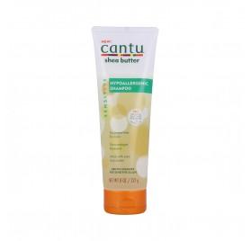 Cantu Shea Butter Sensitive Hypoallergenic Shampoo 227G Senza Solfati
