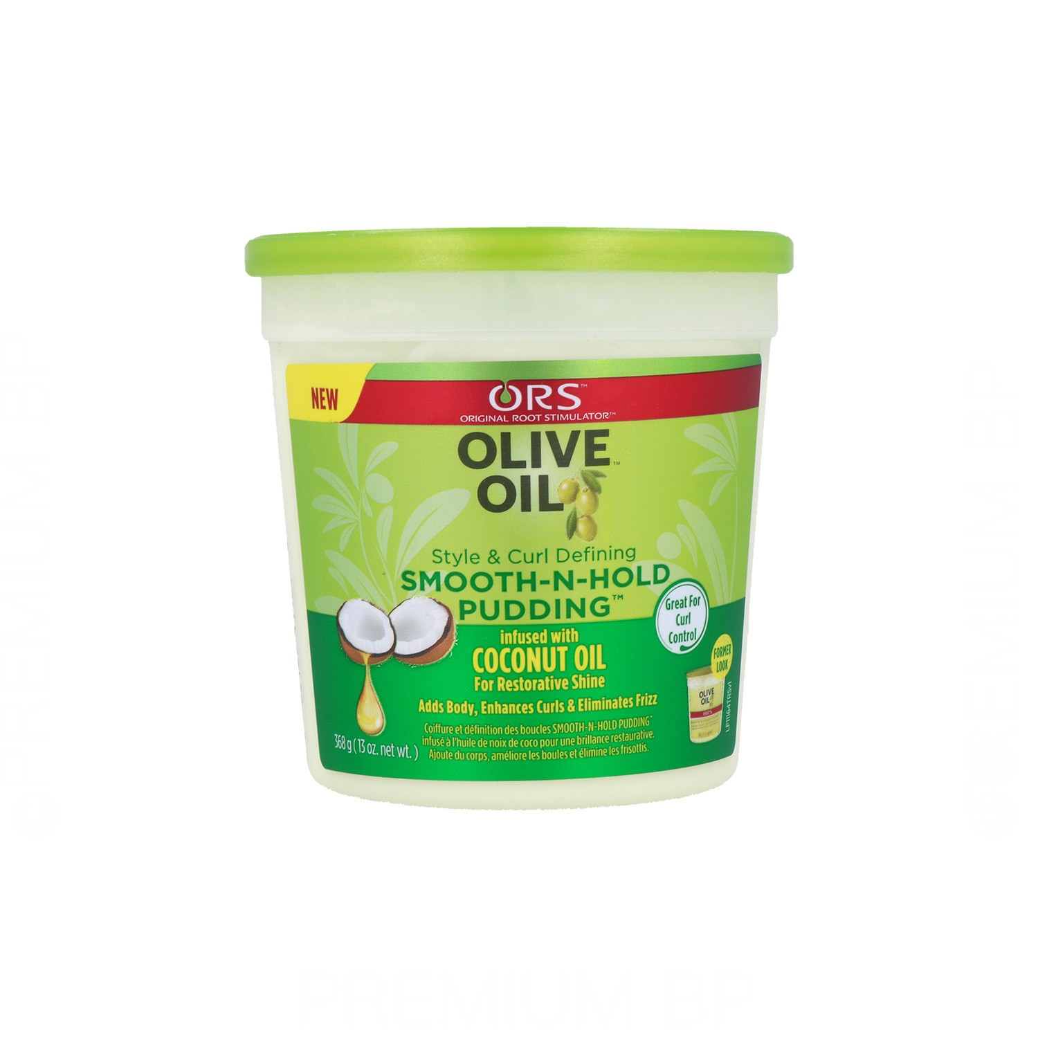 Ors Olive Oil Smooth-n-hold Pudding 368 Ml
