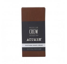 American Crew Acumen Crema Afeitar Calmante 100ML