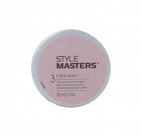 Revlon Professional Style Masters Creator Fiber Wax Cera En Fibras 85G (3)