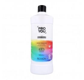 Revlon Pro You The Oxidante Peróxido 20Vol (6%) 900 ml