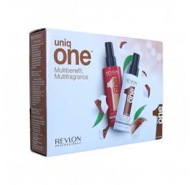 Revlon Uniq One Duo Pack (Classic/Coconut)